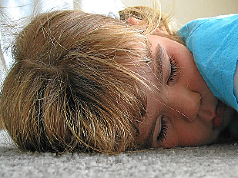 El trastorno del sueño es muy común en la infancia