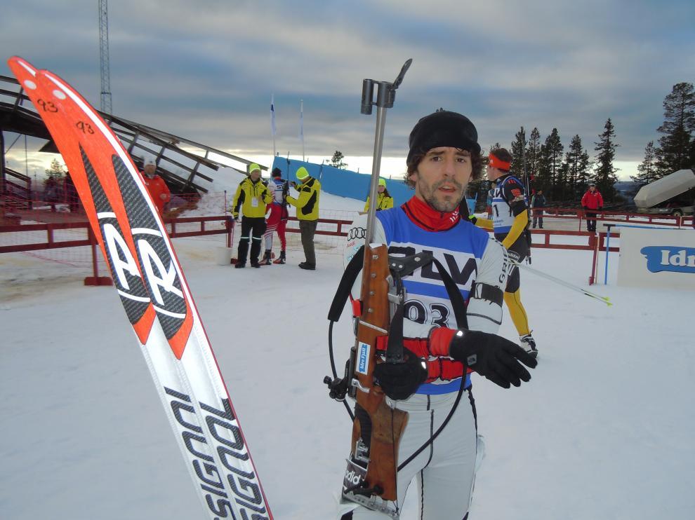 Víctor Lobo estará en Sochi