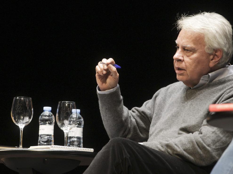 Felipe González (Archivo)
