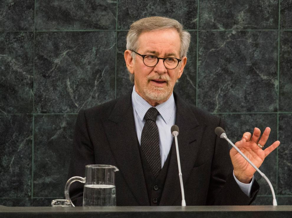 Spielberg. Foto de archivo