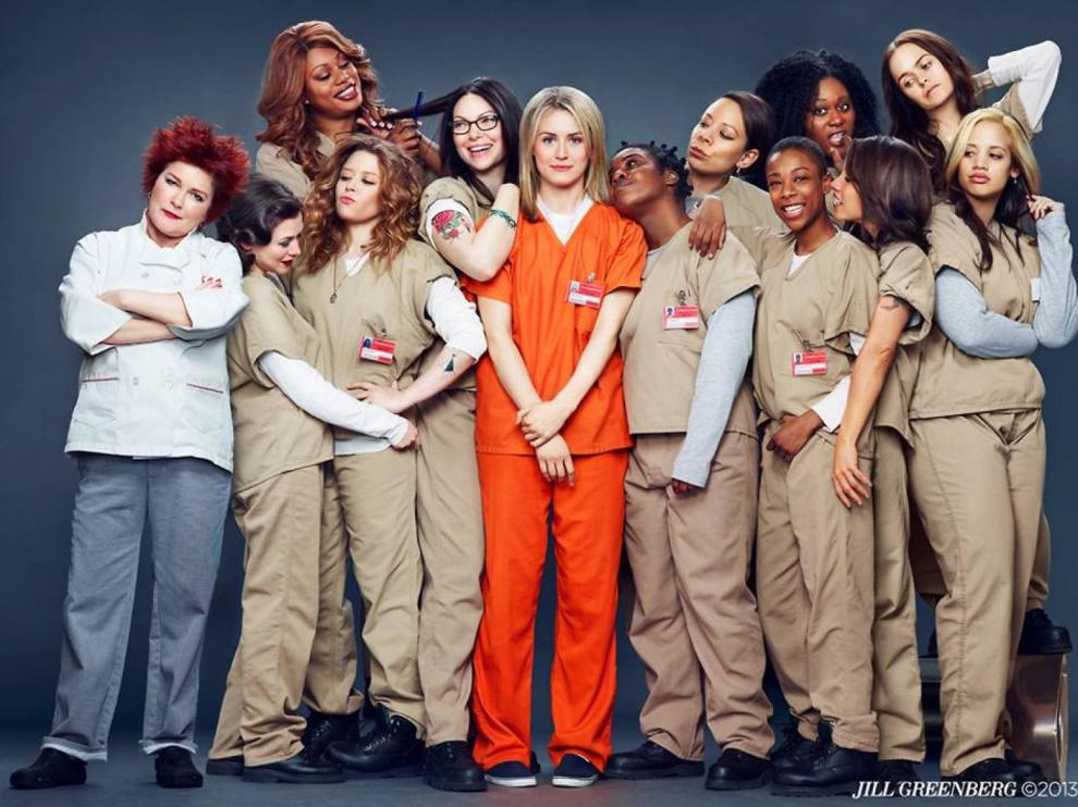 Imagen de la serie 'Orange Is The New Black'
