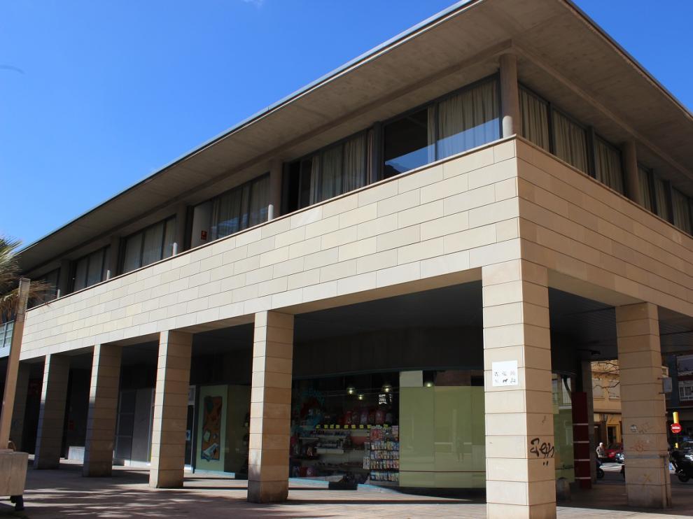 Centro de mayores Goya y Junta del Distrito Centro