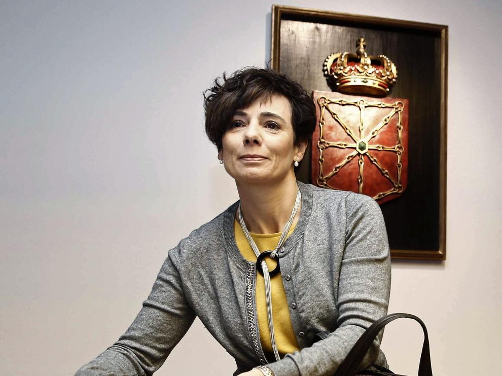 La ex directora gerente de Hacienda Tributaria Idoia Nieves