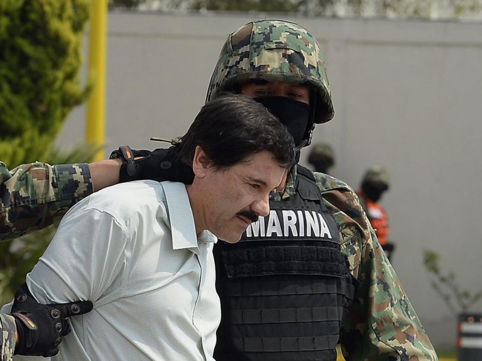 'El Chapo' Guzmán en una foto de archivo.