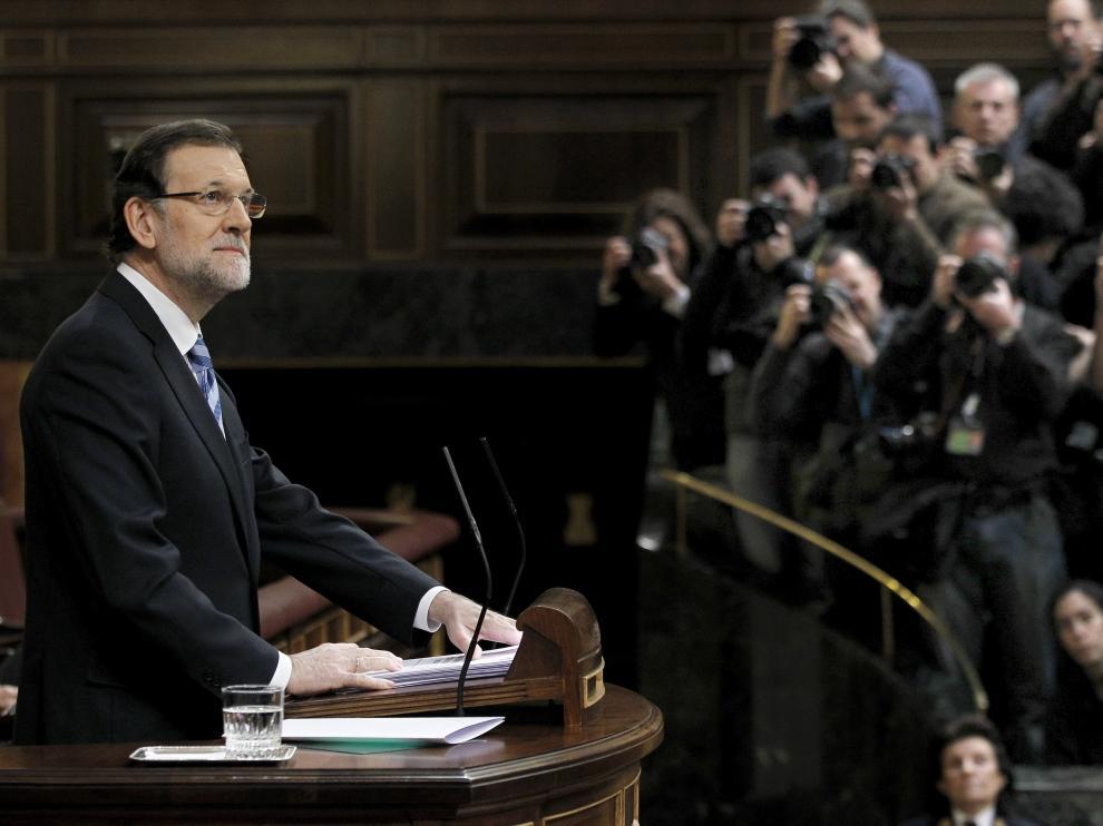 Rajoy, en el debate