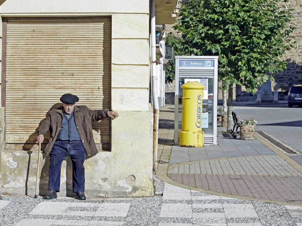 El envejecimiento de la población causa que haya menos personas en el medio rural en edad de trabajar