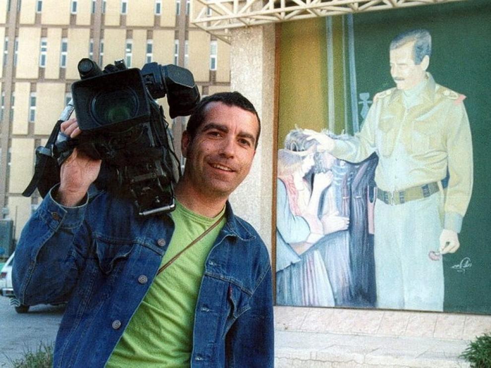 La muerte del cámara José Couso es uno de los casos abiertos.