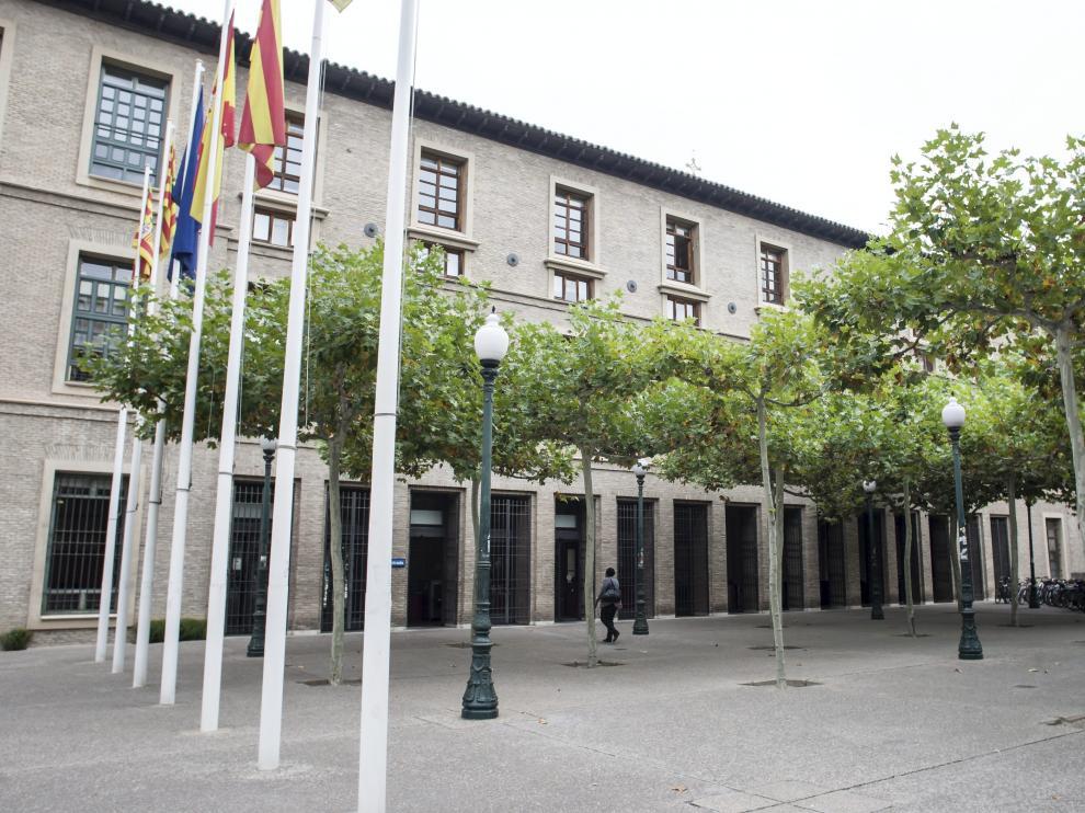 Edificio Pignatelli, sede de la DGA