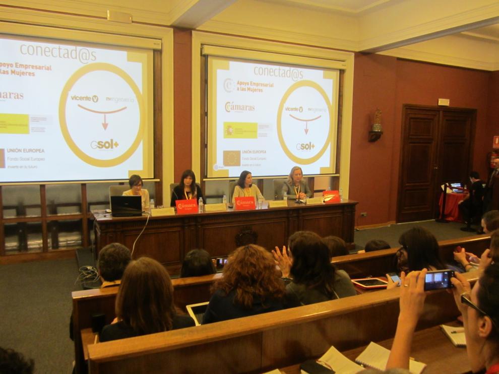 Emprendimiento femenino y Networking en Zaragoza