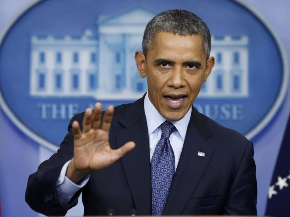 Foto de archivo. Obama.