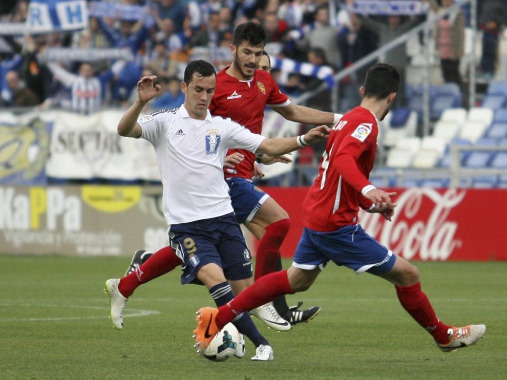 Recreativo de Huelva - Real Zaragoza