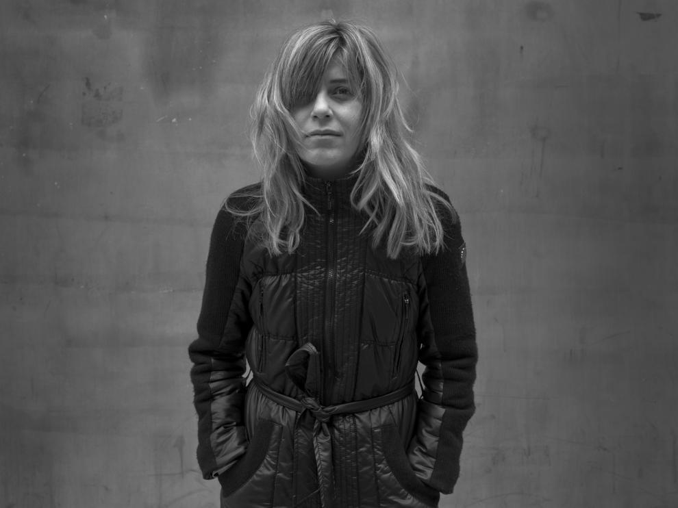 Judith Prat, fotoperiodista.