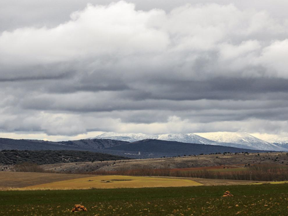 El Geolodía en la provincia de Zaragoza transcurrirá por la cara sur del Moncayo.