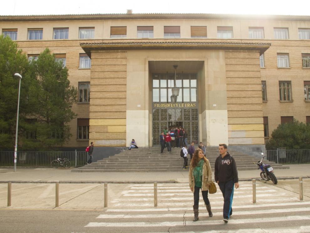 Foto de archivo. Universidad de Zaragoza.