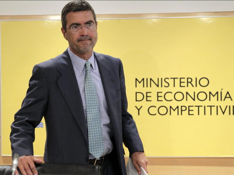 Fernando Jiménez Latorre, secretario General de Estado de Economía
