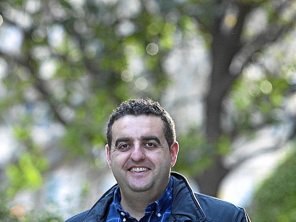 José Manuel Roche, secretario general de UPA-Aragón
