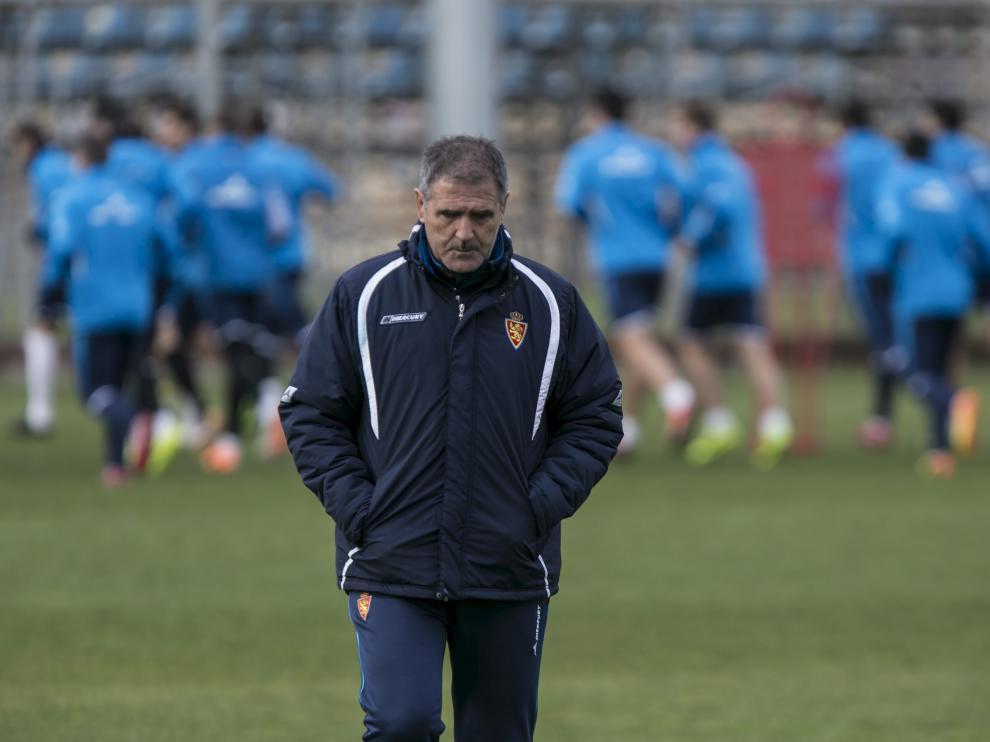 Paco Herrera le deja numerosos retos a su sucesor