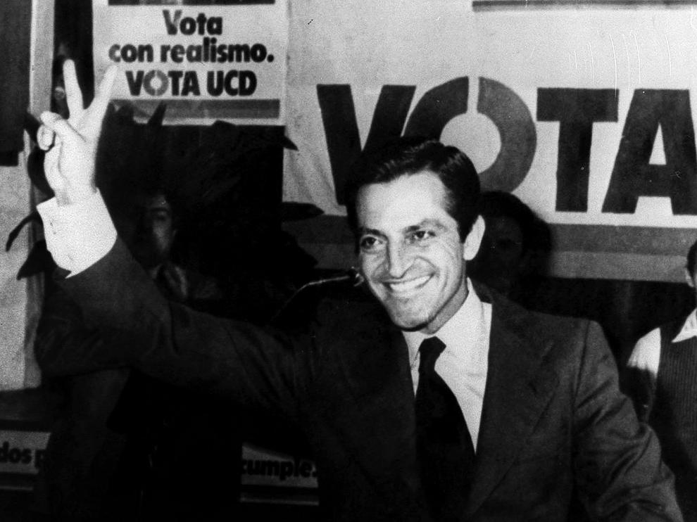 Adolfo Suárez, en imágenes