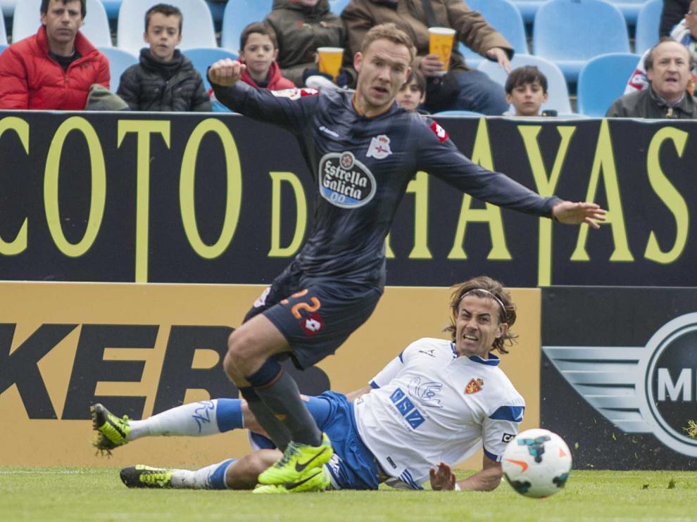 Real Zaragoza- Dépor