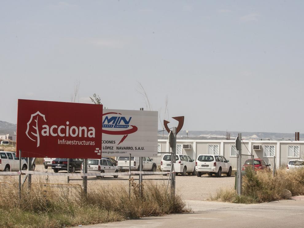 Oficinas de Acciona en Zaragoza