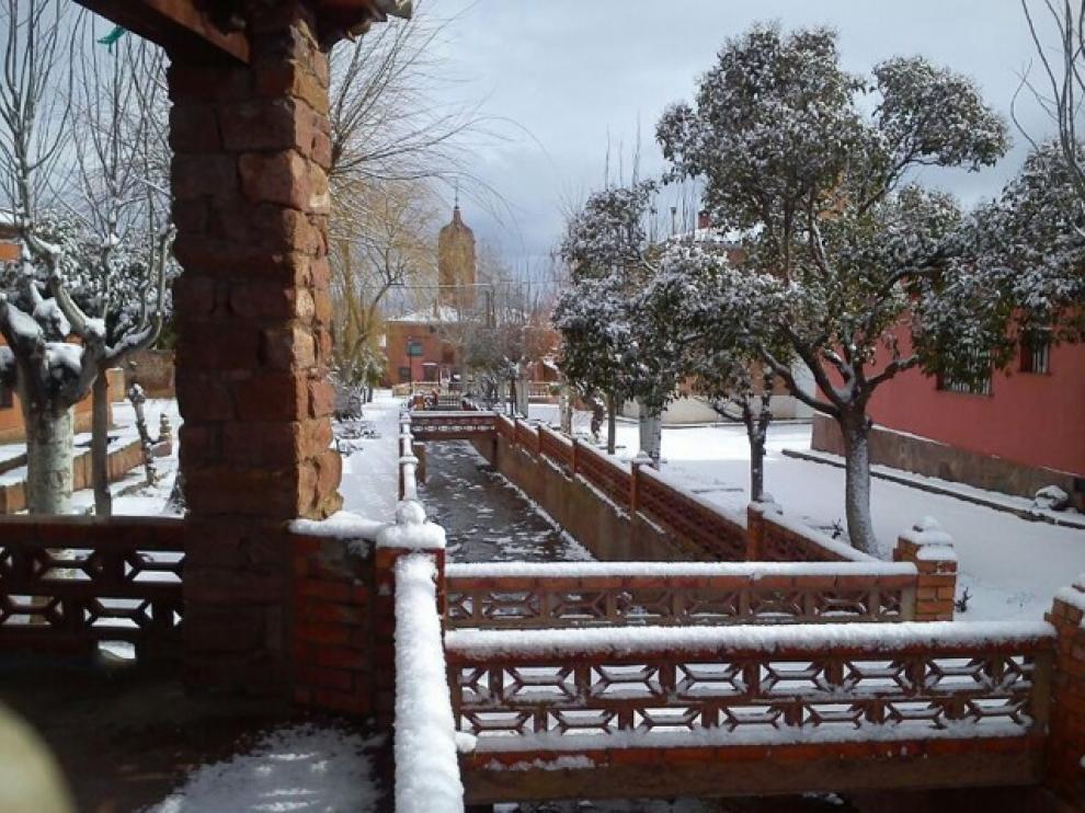 Peracense, en la provincia de Teruel