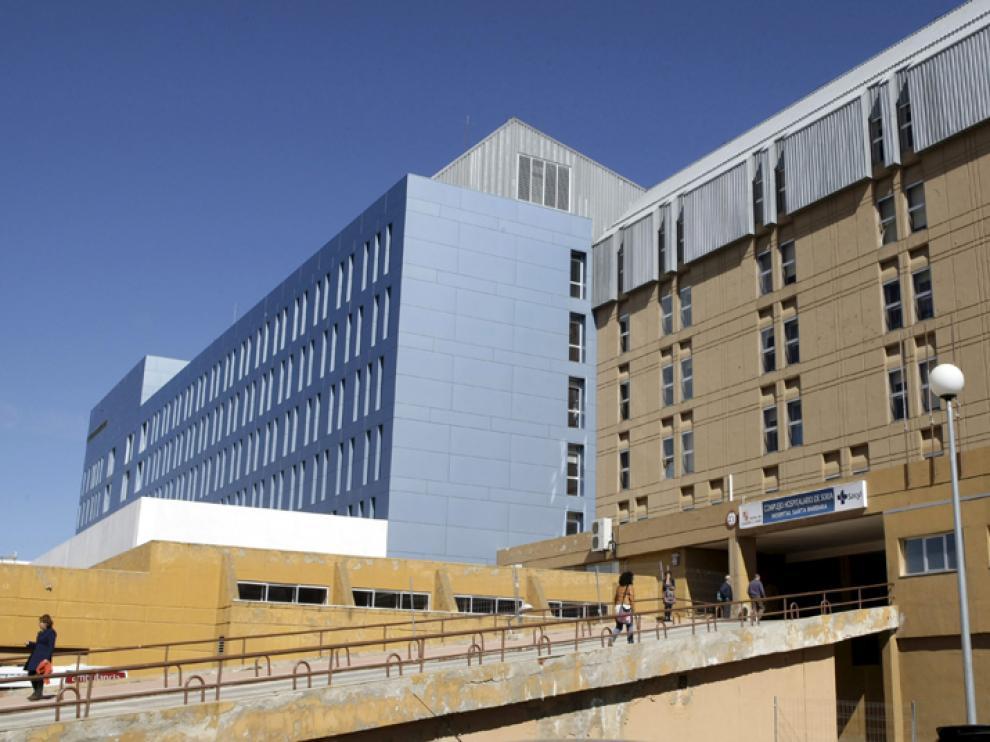 El hospital de Santa Bárbara