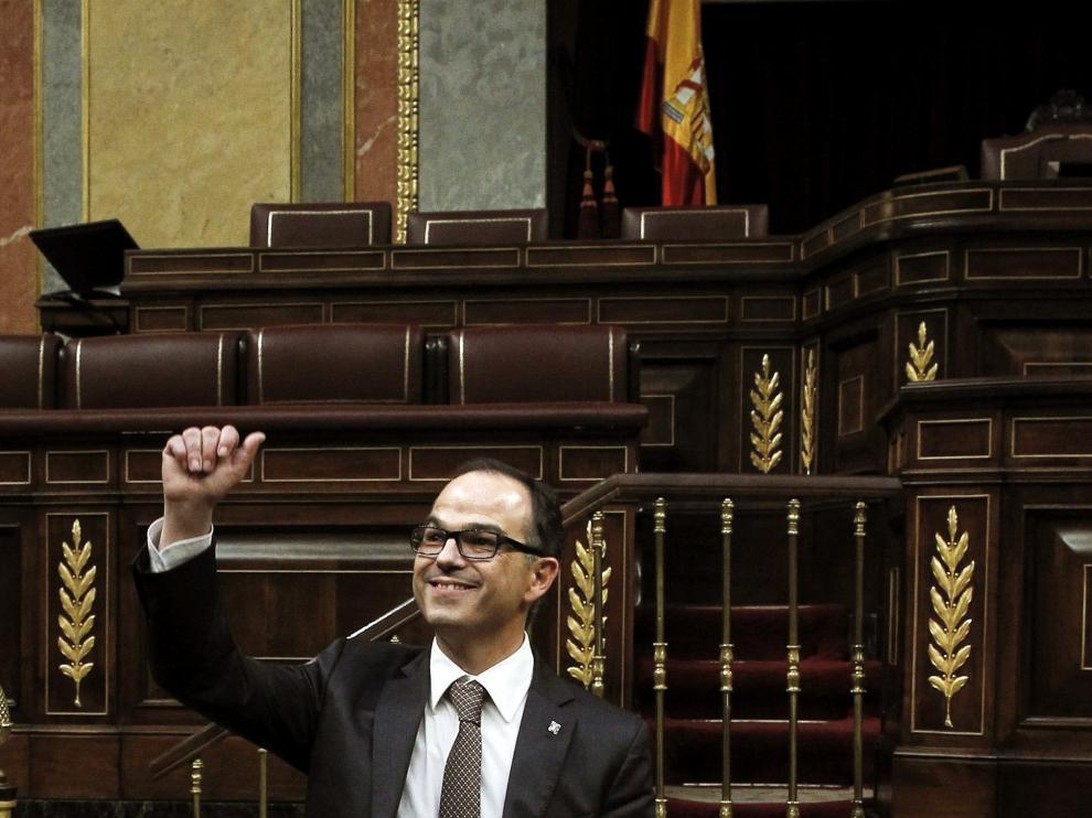 El diputado del Parlamento catalán Joan Herrera
