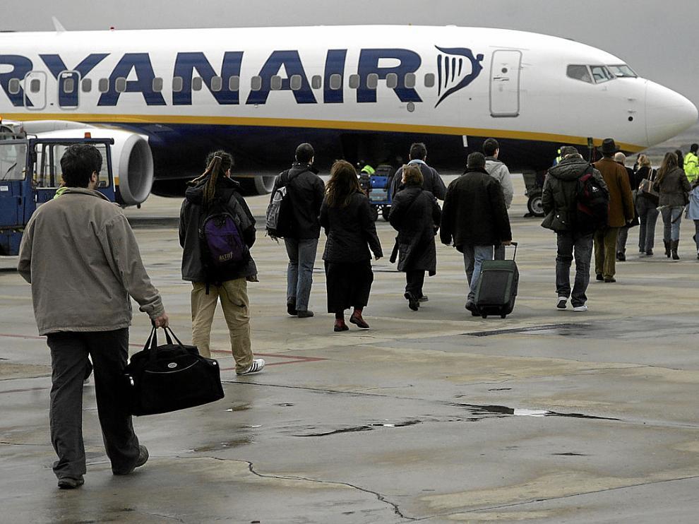 En Europa no es obligatorio que los aviones lleven un desfibrilador.