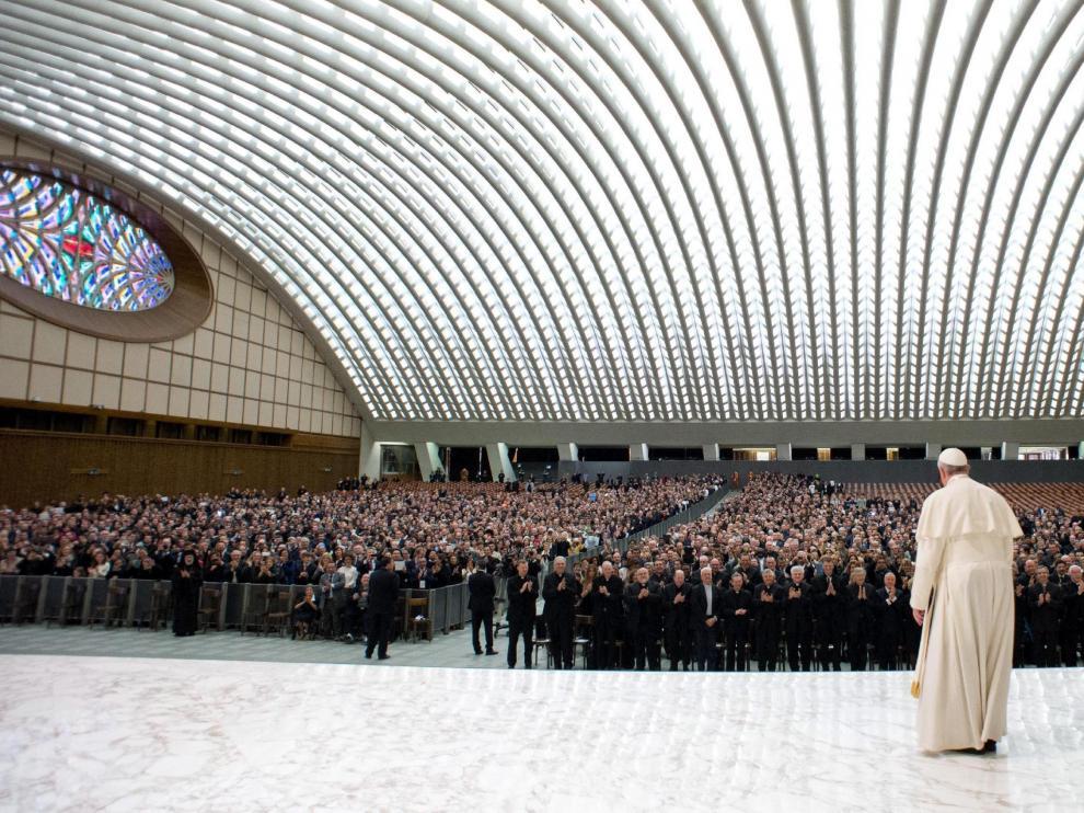 El Papa Francisco ha criticado a los sacerdotes autores de actos de pederastía