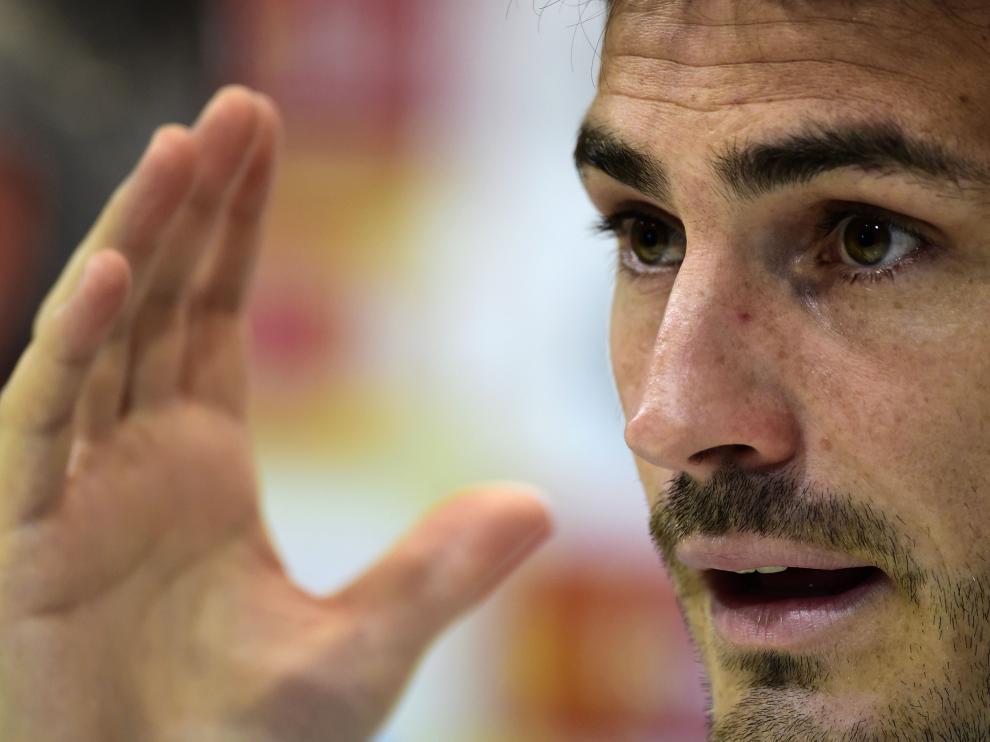 """Casillas quiere """"poner la guinda a una gran Copa del Rey"""" en Mestalla"""