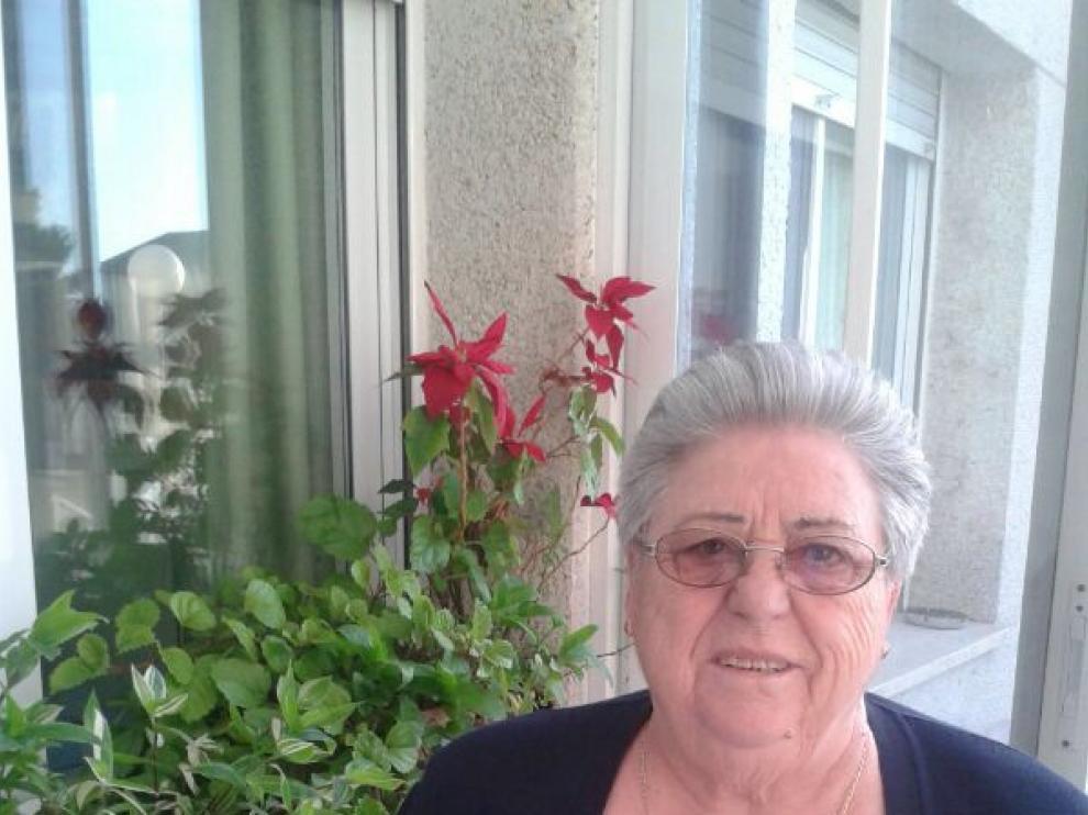 Blanca Flor Membrado Zapater
