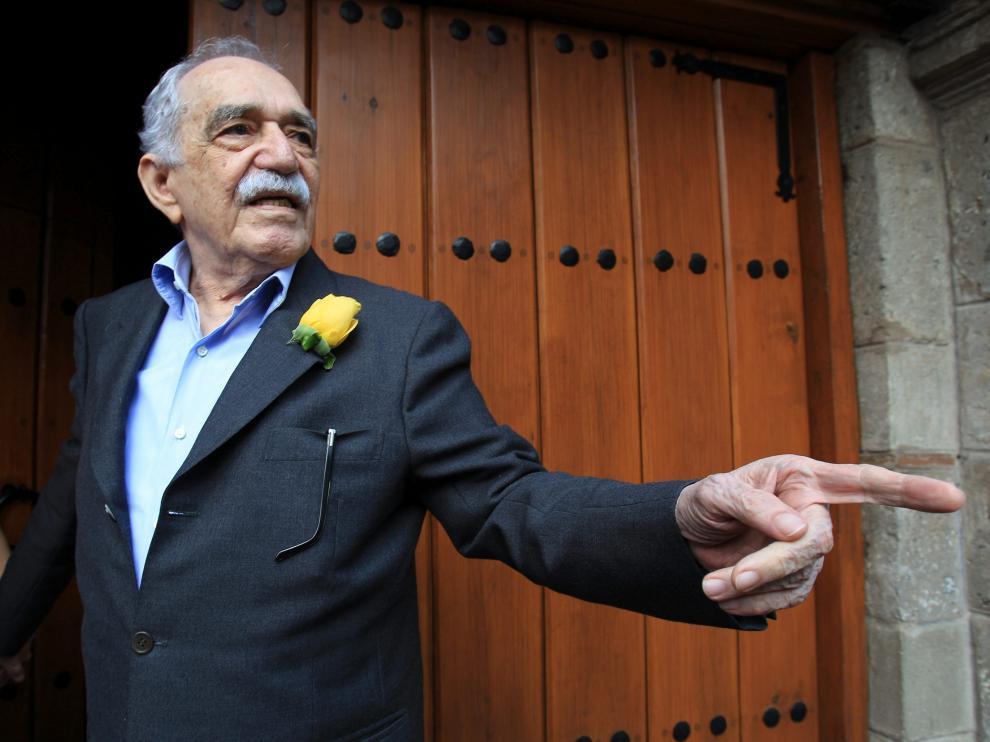 Fallece el escritor García Márquez