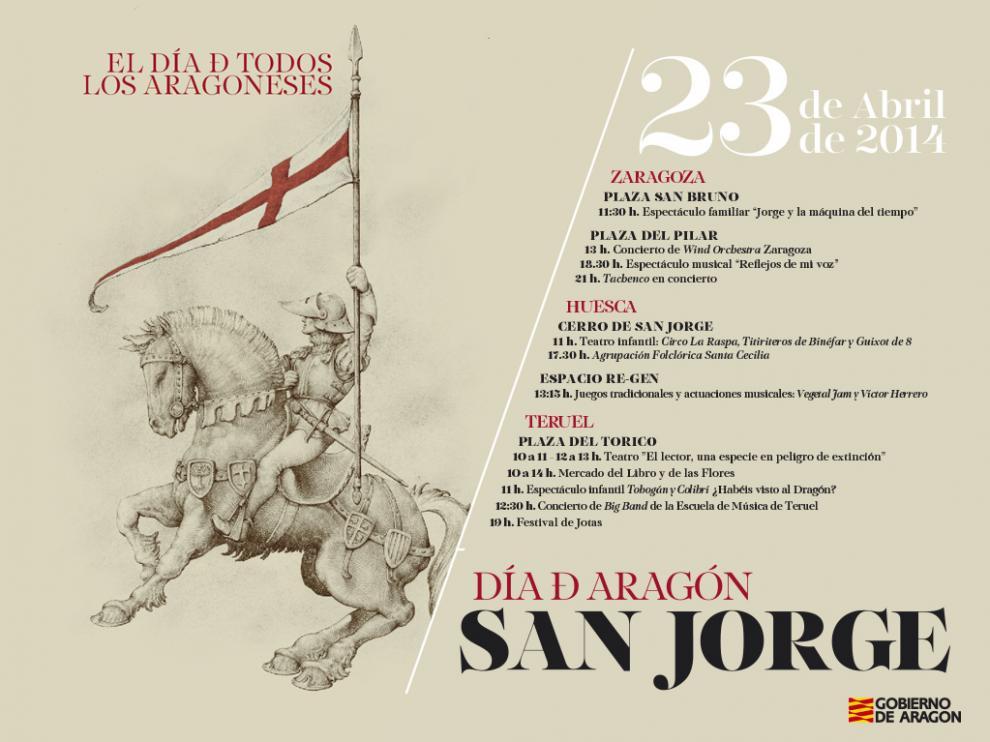 Cartel de San Jorge