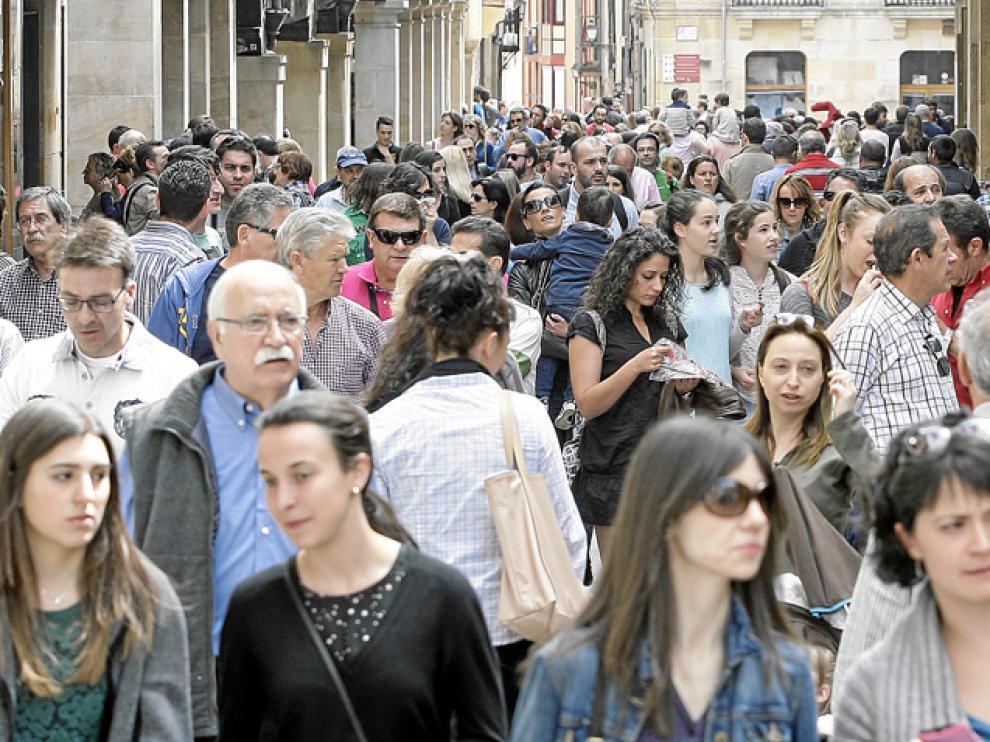 Los trabajadores de 18 a 25 años de Soria cobran 6.500 euros anuales