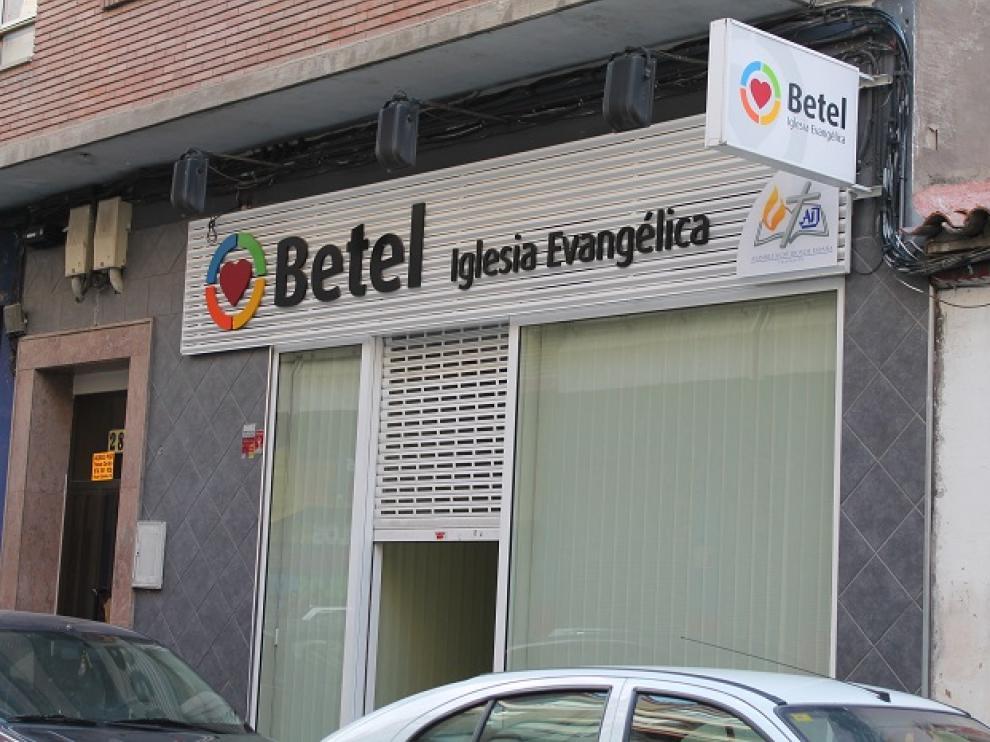 Una de las sedes que se encuentran en Zaragoza