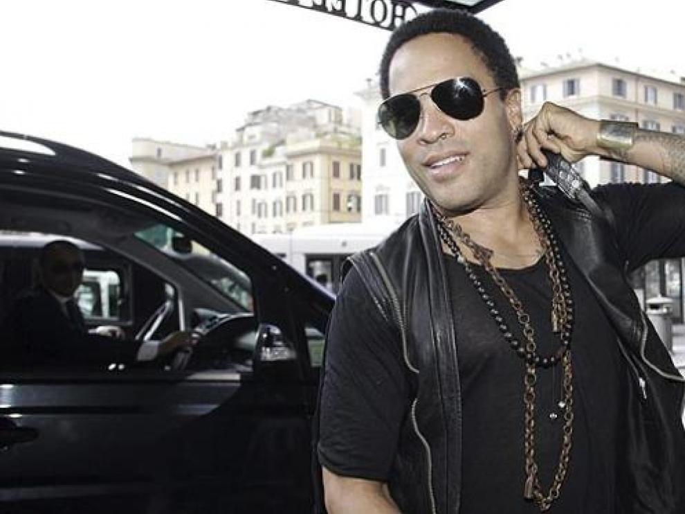 Lenny Kravitz Se Enamoró De Su Actual Novia Una Década Antes