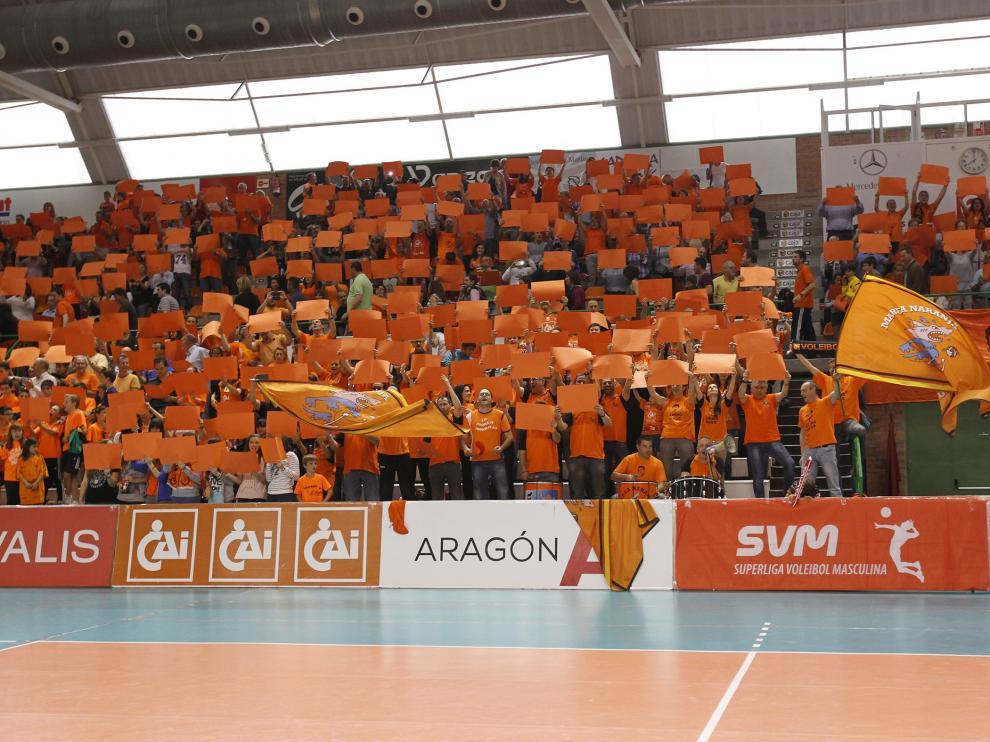La afición del Voleibol Teruel podrá disfrutar del juego de Martín Pérez.