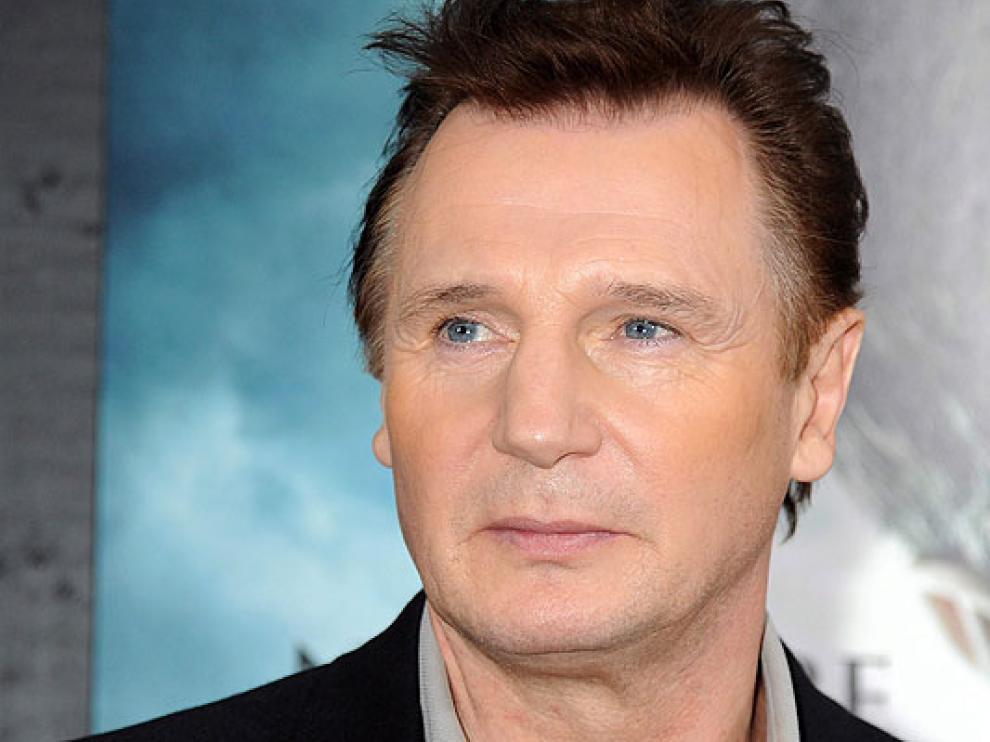El actor Liam Neeson, en una imagen de archivo.