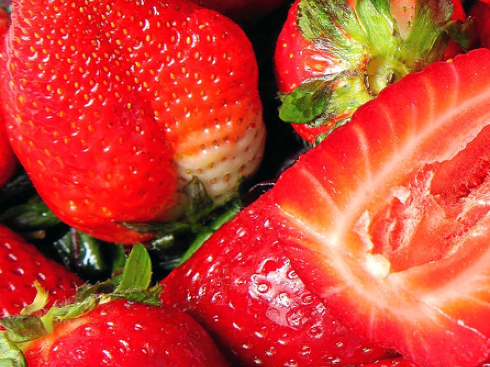 Dieta de la fresa menu