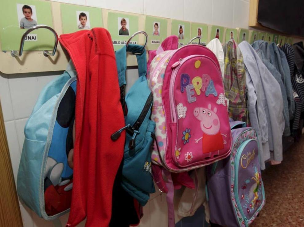 Descienden los alumnos por aula en Infantil, pero se mantienen en el resto de etapas educativas