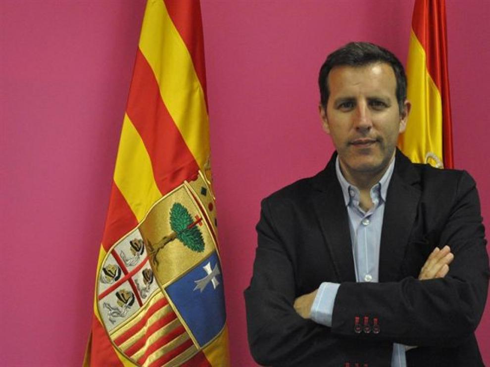 Carlos Aparicio, coordinador de UPyD Aragón