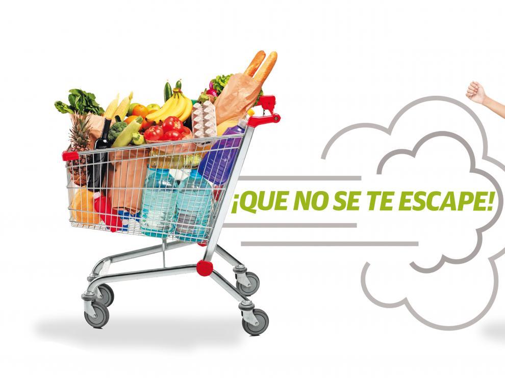HERALDO y El Árbol le regalan 15  euros para abaratar la cesta de la compra
