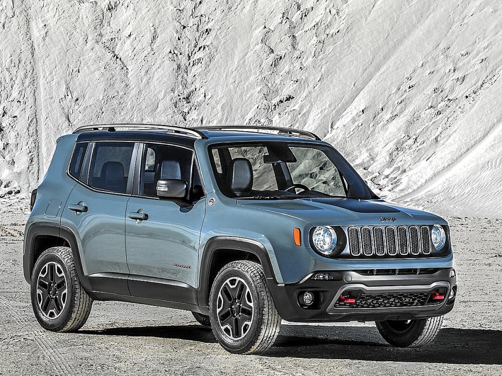 Jeep Renegade, pequeño pero matón