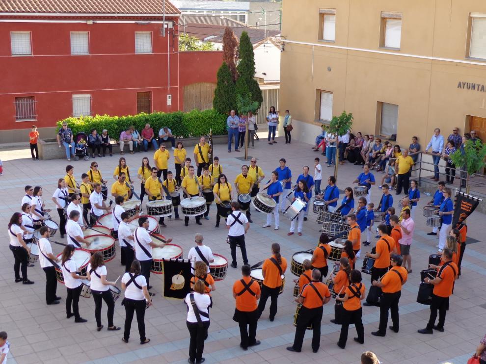 Un momento del acto celebrado en Altorricón