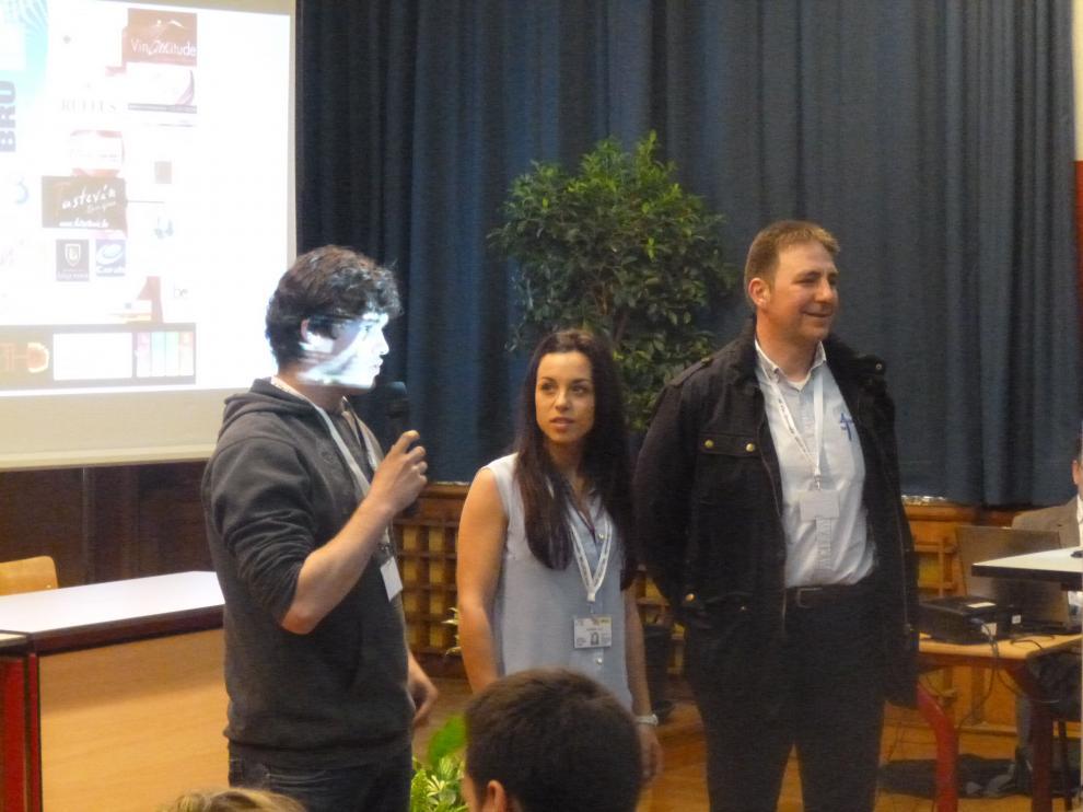 Los dos alumnos del IES de Cariñena consiguieron la segunda plaza