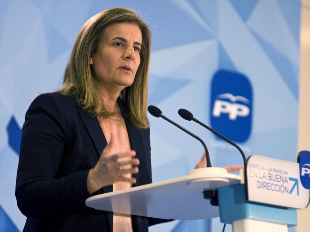 Báñez, satisfecha con que los trabajadores ganasen un 0,7% de poder adquisitivo en 2014