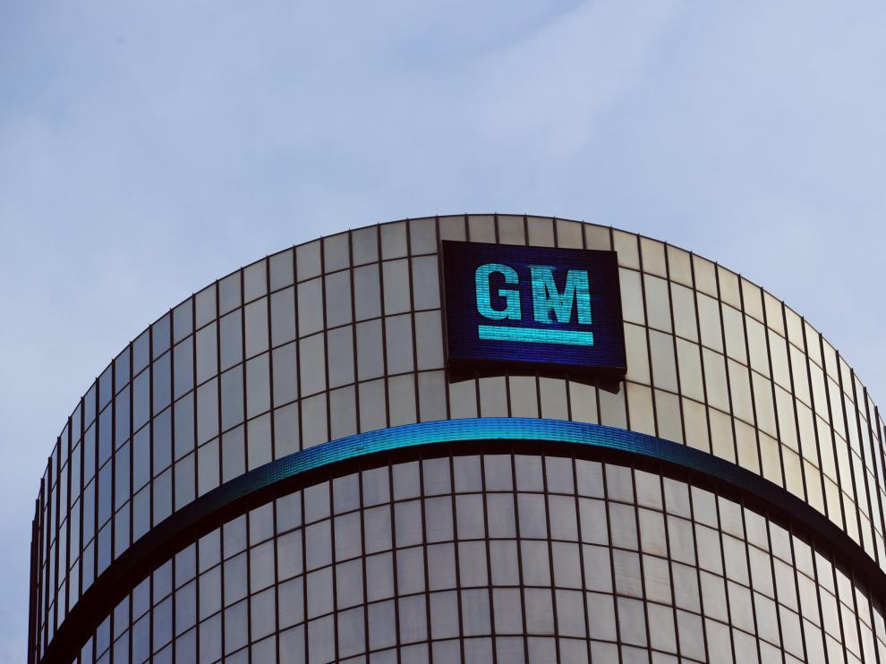 Centro de General Motors en Detroit