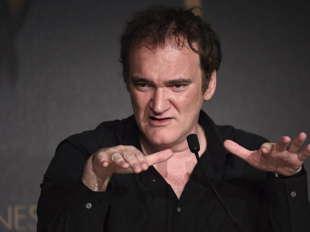 Quentin Tarantino, en una foto de archivo.