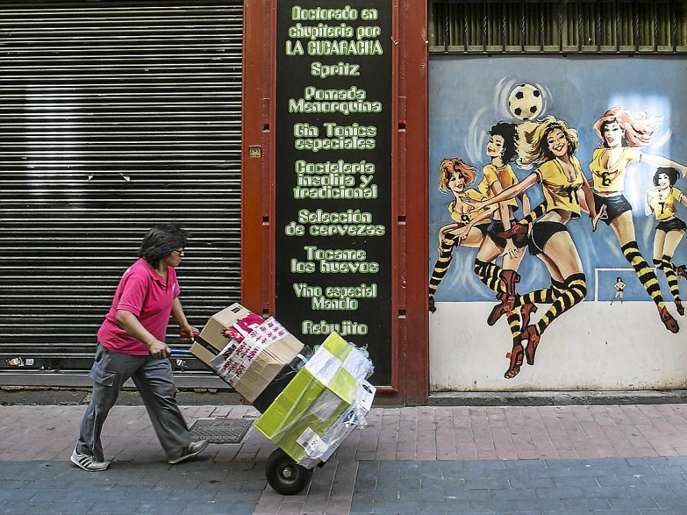 Los vecinos quieren fomentar aperturas de galerías, peluquerías, tiendas o bares de tarde.