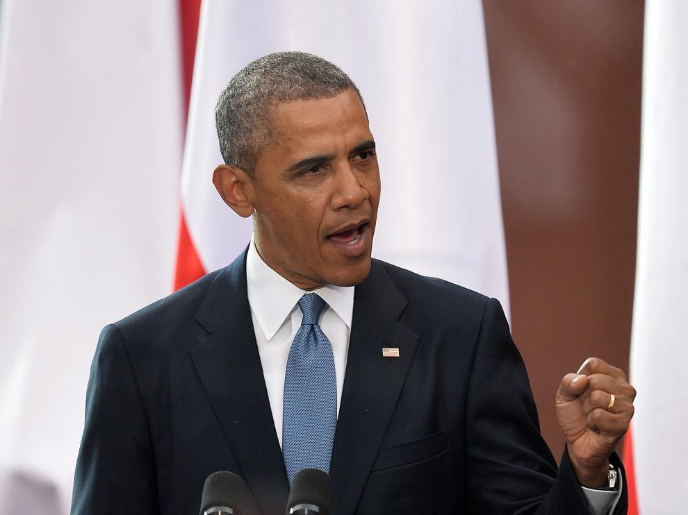Obama en Varsovia este miércoles